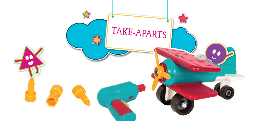 Take-Aparts