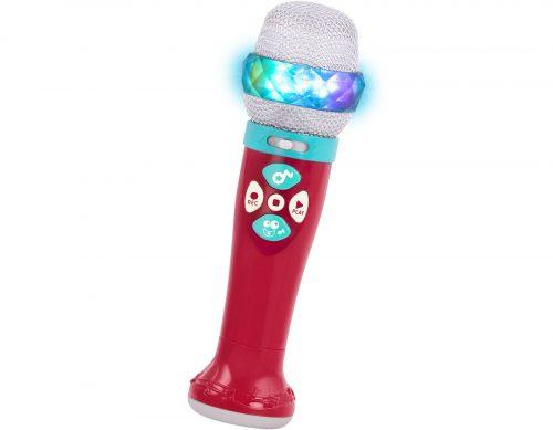 Toy mic.